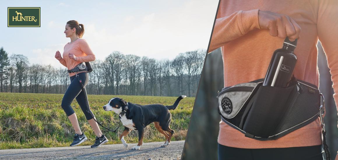 お散歩が楽しい季節に!ジョギングリード『ジャスパー』